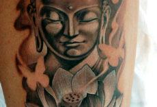 Будда тату | budda tattoo