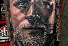 джек тату | Jack tattoo