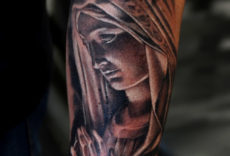 мадонна | Madonna tattoo