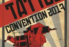 Тату конвенция в Бельгии 13-14 мая 2017